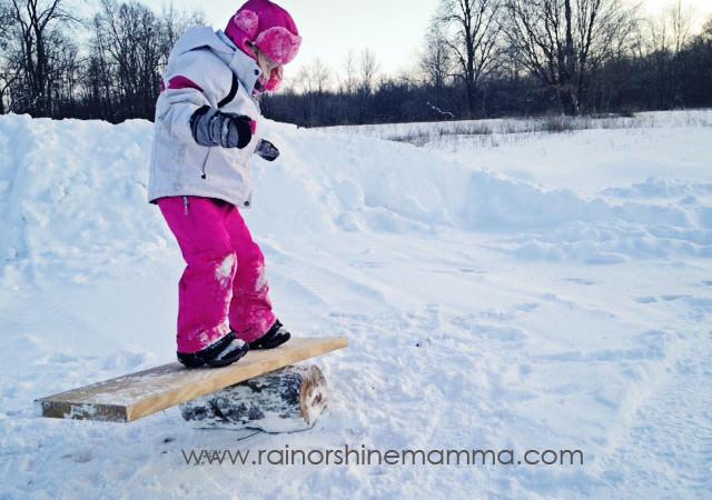 5 Winter Olympics-Inspired Backyard Games for Kids