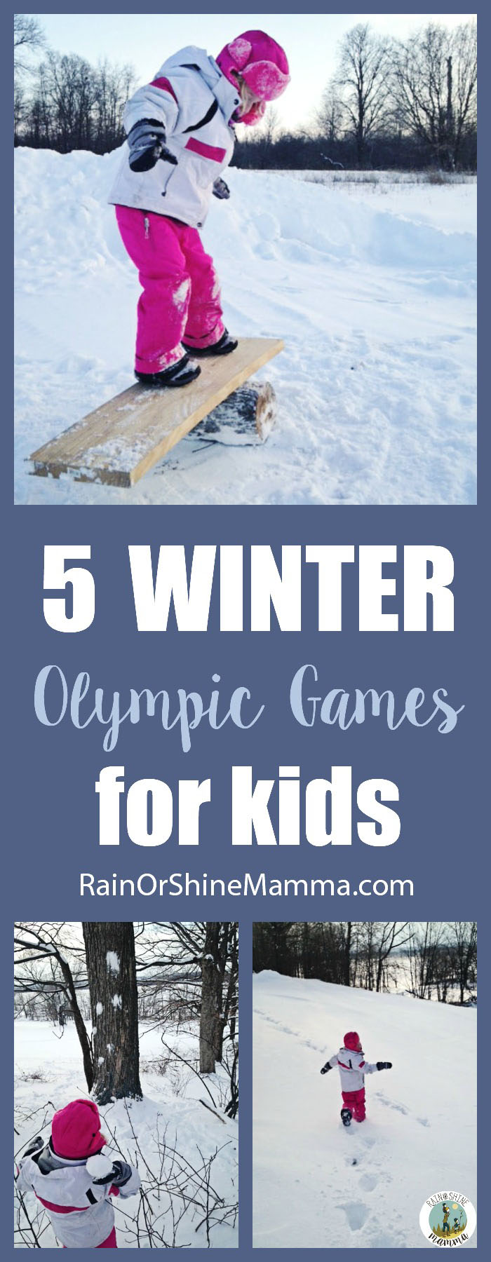 5 winter olympic games for kids that can be done in your. Black Bedroom Furniture Sets. Home Design Ideas