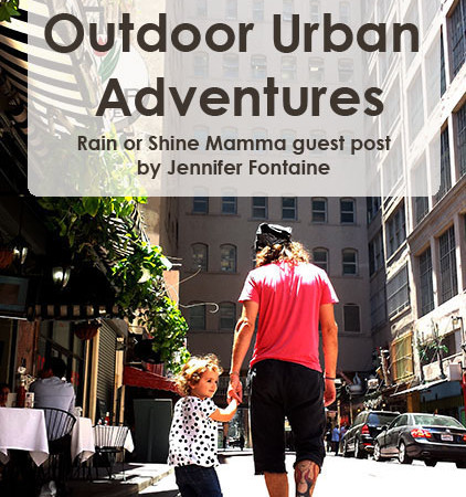 7 Fabulous Kid-Friendly Outdoor Urban Adventures