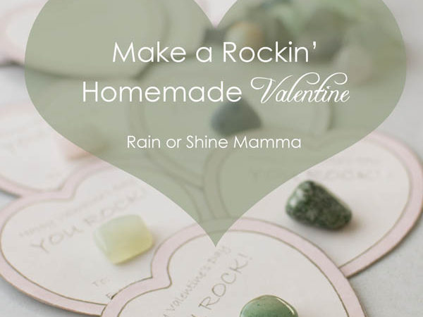 Rockin' DIY Valentine Cards for Kids