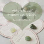 Make a Rockin' Valentine - Rain or Shine Mamma