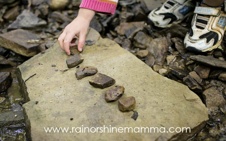 Outdoor Math Activity: Count to 10 with Nature