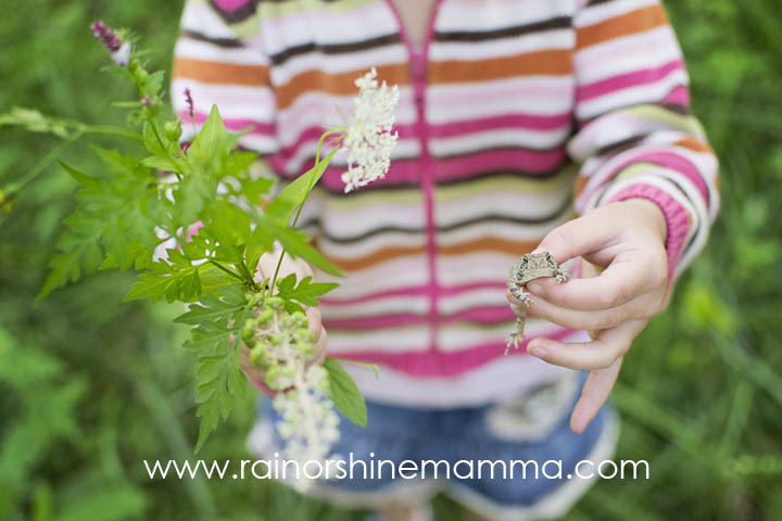 DIY Forest School I: Count to 10 with Nature. Rain or Shine Mamma