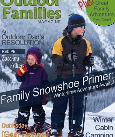 Introducing Outdoor Families Magazine