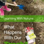 Learning with Nature: Where Does Our Trash Go? Rain or Shine Mamma