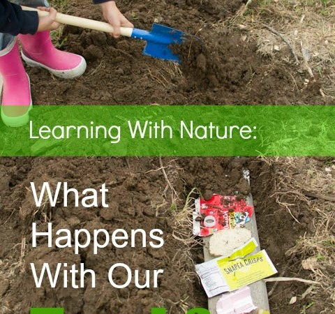 Learning With Nature: Where Does Our Trash Go?