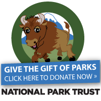Give the Gift of Parks. Donate to the National Park Trust.