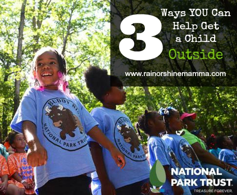 3 Ways You Can Help Get a Child Outside