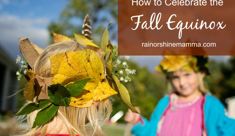 How to Celebrate the Fall Equinox