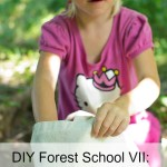 DIY Forest School VII: What's in the Bag?. Rain or Shine Mamma.