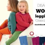 DISANA Wool Leggings Giveaway. Rain or Shine Mamma