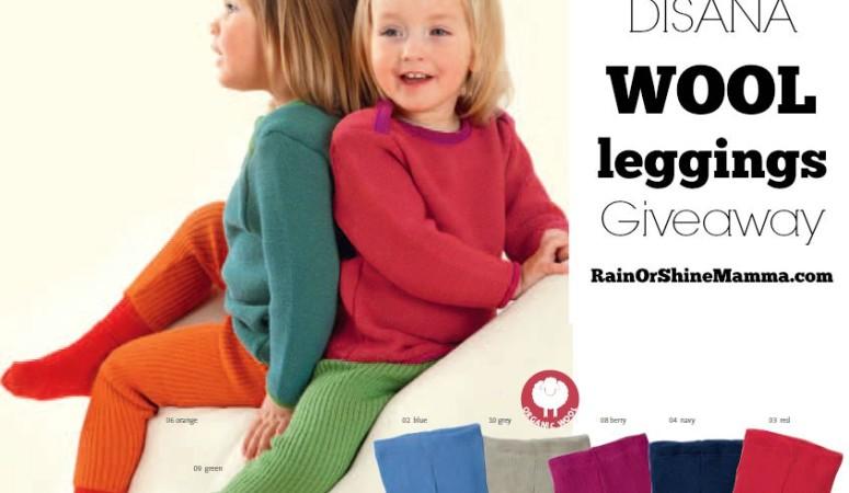 Disana Wool Leggings Giveaway