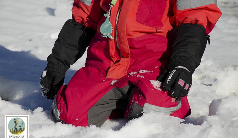 Winter Clothing Hack: MyMayu Wrist Gaiters