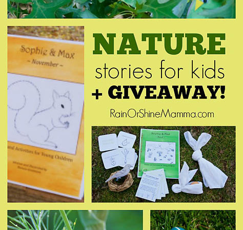 Nature Stories That Inspire + Giveaway!