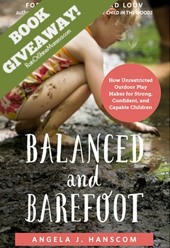Balanced and Barefoot – Author Q&A and GIVEAWAY!