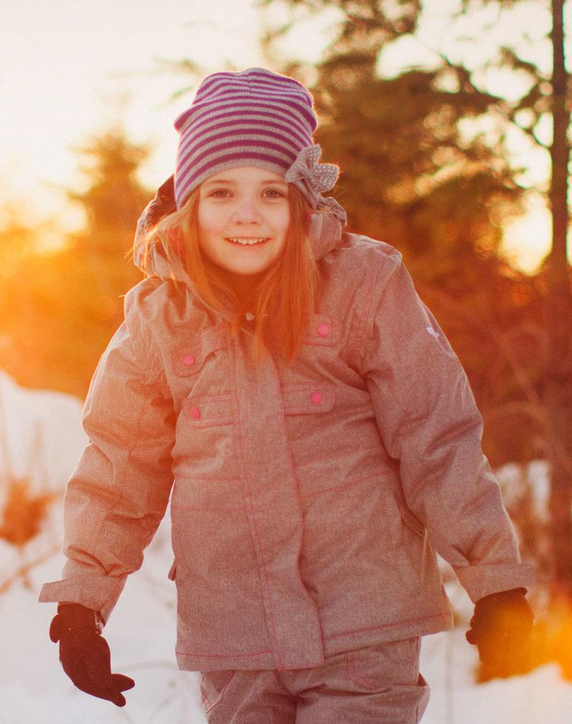 Oakiwear Ski Coat