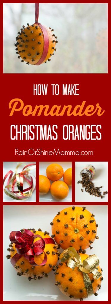 how to make pomander christmas oranges pomanders are a wonderful homemade christmas craft that acts - Christmas Oranges