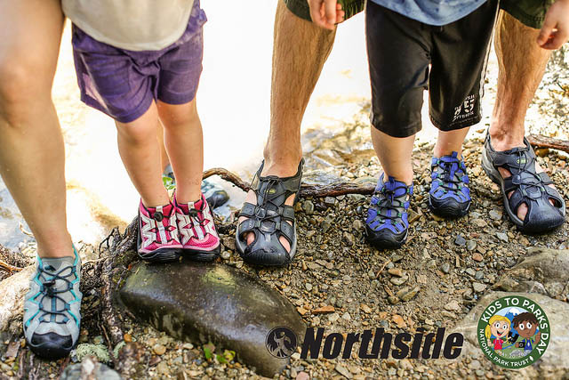 5 Things to Bring to Kids to Parks Day. Northside Sandal. Rain or Shine Mamma.