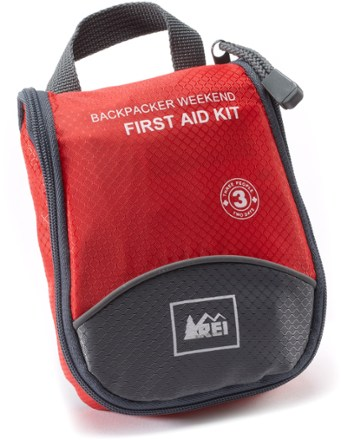 5 Things to Bring to the Park. REI's Backpacker Weekend First Aid Kit. Rain or Shine Mamma.