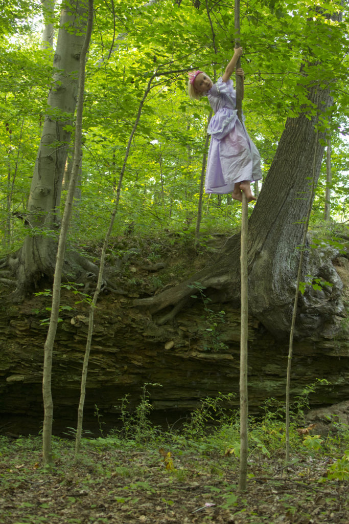 Parents Stop Worrying And Let Your Child Climb Trees