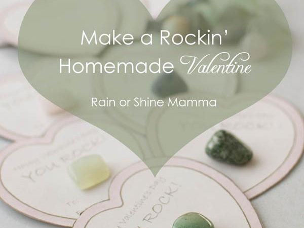 Rockin' DIY Valentine Cards for Kids