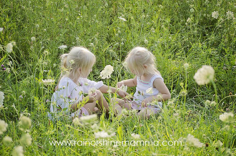 A Major Milestone for Outdoor Kids (And Their Mamma!) Rain or Shine Mamma!)