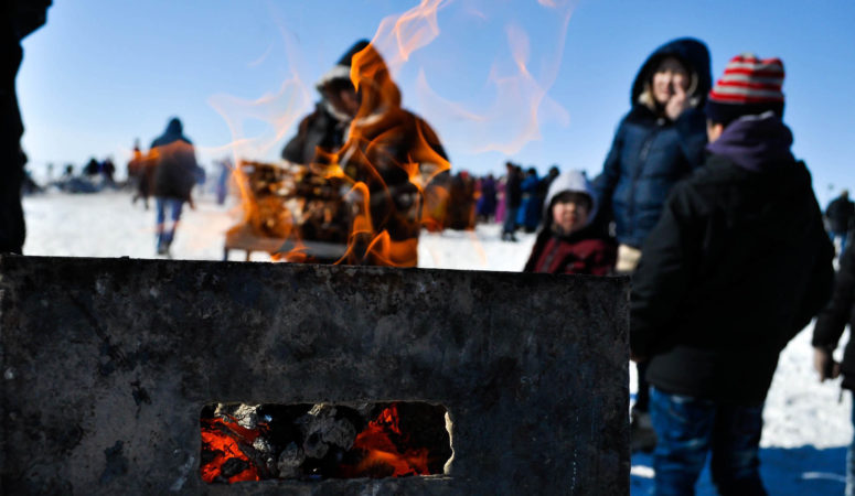 How to Start an Outdoor Cooking Group