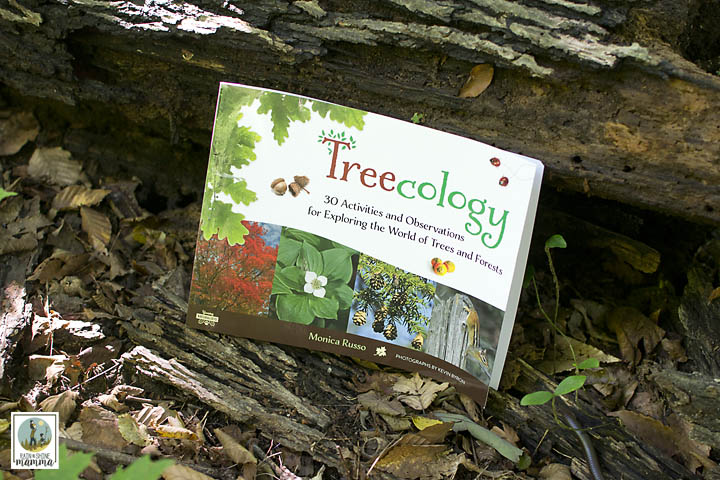 Treecology: Book Review and Giveaway. Rain or Shine Mamma.