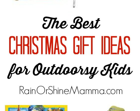 The BEST Christmas Gift Ideas for Outdoorsy Kids + GIVEAWAY