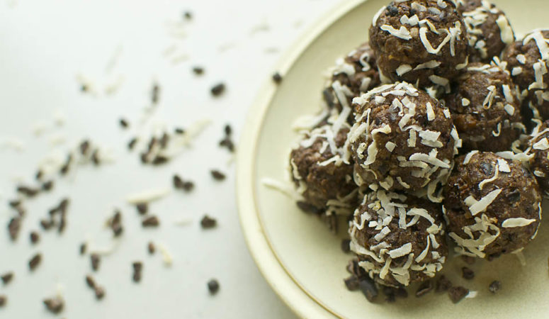 Healthy Chocolate Snacks for the Trail and Beyond (Vegan, GF)