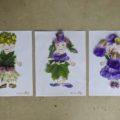 Nature People Craft + Nature Craft Printable. Rain or Shine Mamma.