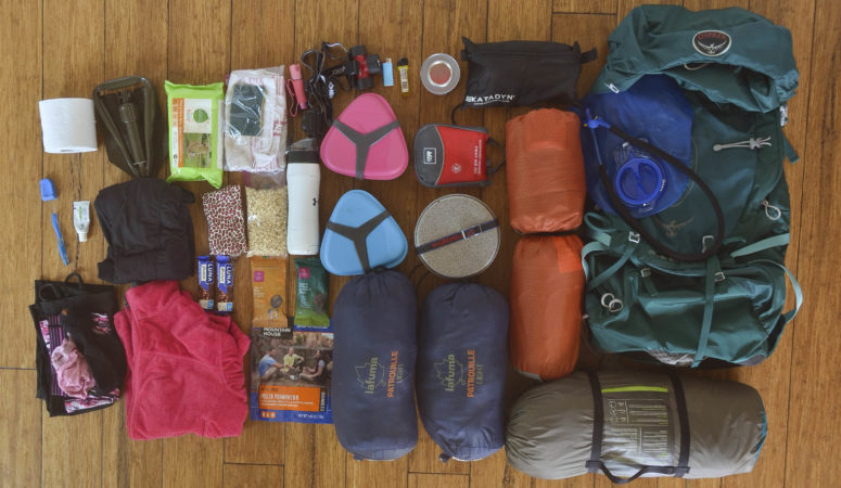 What to Bring When Solo Backpacking with Kids (the Ultimate Check List)