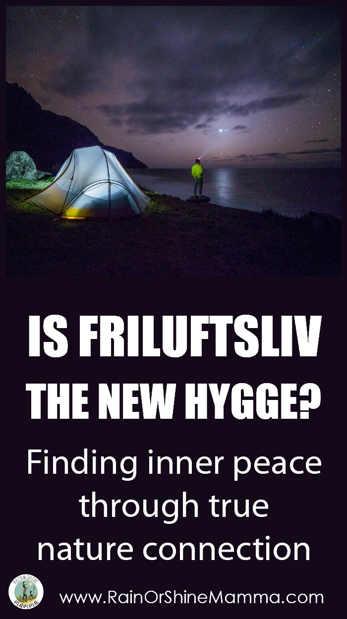 Is Friluftsliv the New Hygge? How a Deep Connection with Nature Can Save Us From the Pressures of Modern Life. #hygge #friluftsliv #nature #forest #relaxation #unplugging #mindfulness