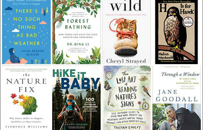 Summer Reading List for Nature Lovers and Other Outdoorsy Types