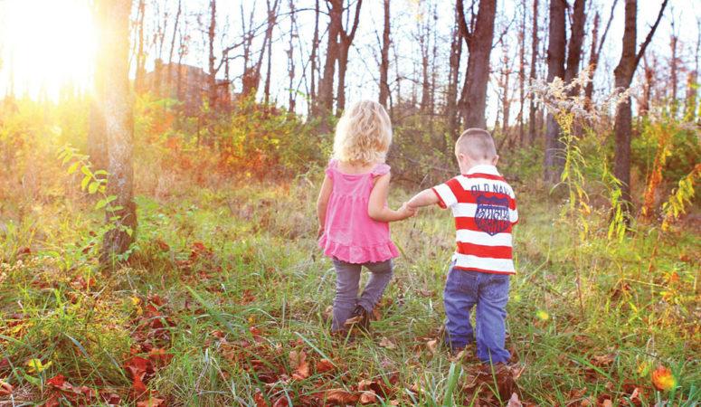 5 Ways Free Outdoor Play Benefits Kids