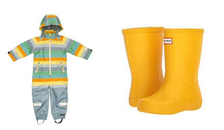 The Best Rain Gear for Kids (from Baby to Big Kid)