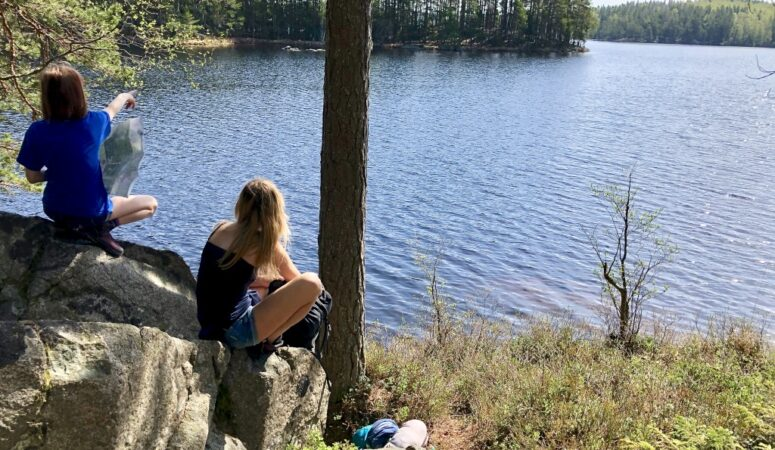 9 tips to get outside with teens and tweens